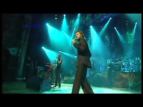 Come get me angel - Simply Red   Live in London 1998