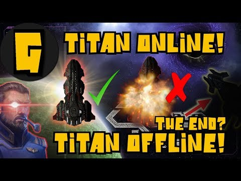 Stardrive #12 - Titan Online! Titan Offline! (The End?) |