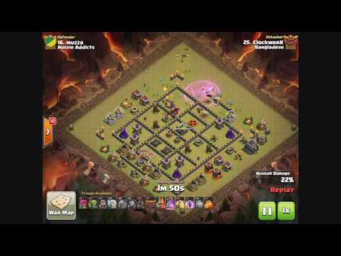 Clash of Clans CWL Season 3 is HERE!!!!! Week 1: Bangladesh vs Aussie Addicts