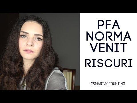 PFA norma venit | Riscuri si particularitati