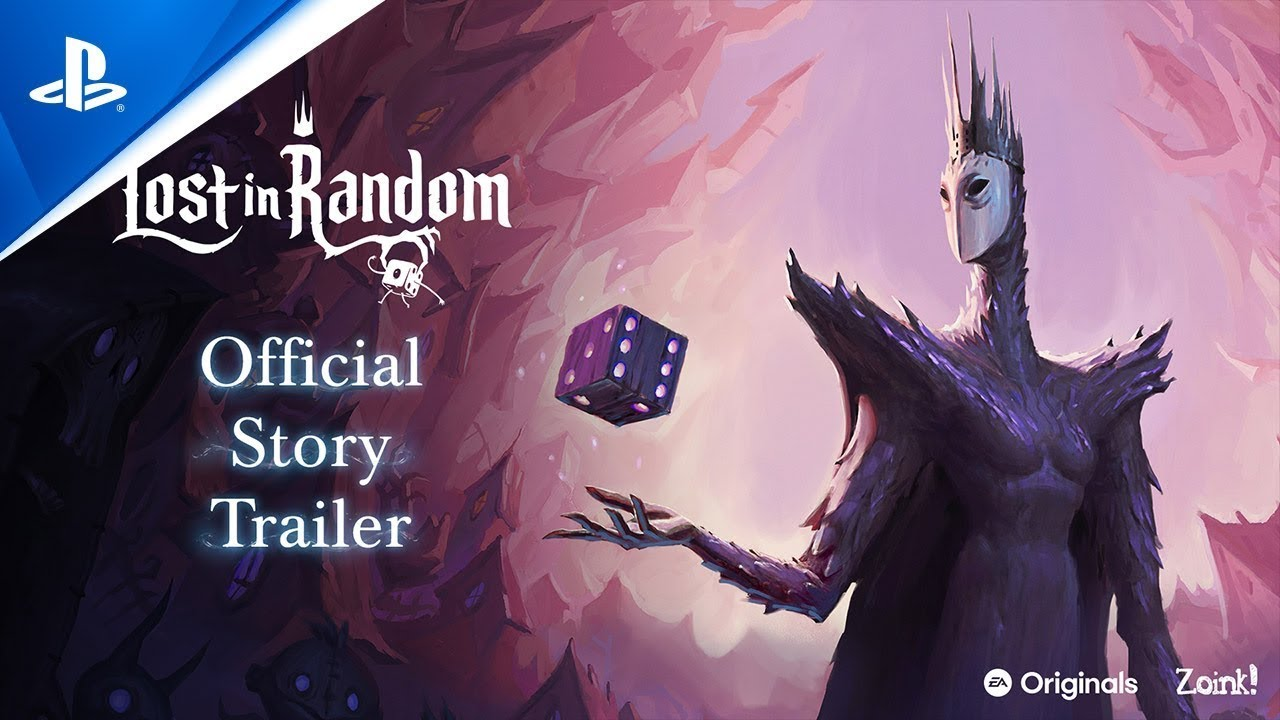 Lost In Random - Official Story Trailer