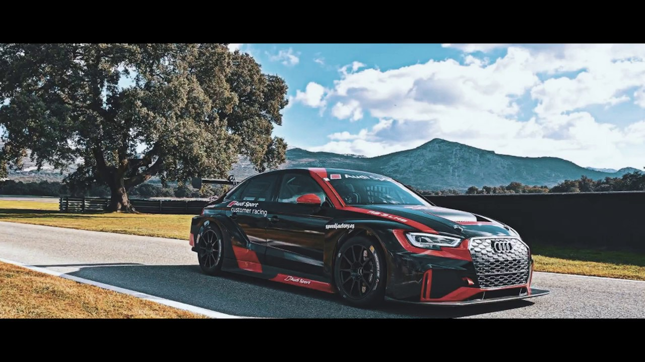 Audi Rs3 Lms Wrapping By Speed Styling