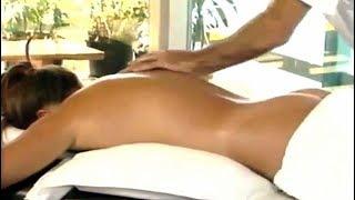 Как качественно и правильно сделать девушке хороший массаж!  (наглядное пособие)