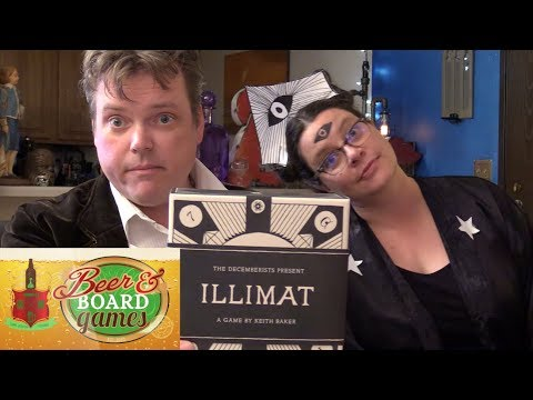 The Decemberists Present Illimat   Beer and Board Games