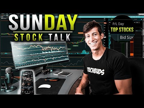 TOP 10 STOCKS DURING A MARKET PULLBACK | SUNDAY STOCK TALK
