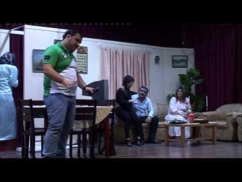 """""""Milionader yeghank"""" - Armenian Theatre Play By Kevork George Apelian"""