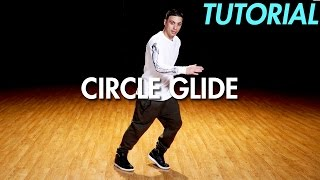 How to Circle Glide / Turn Glide (Hip Hop Dance Moves Tutorial) | Mihran Kirakosian