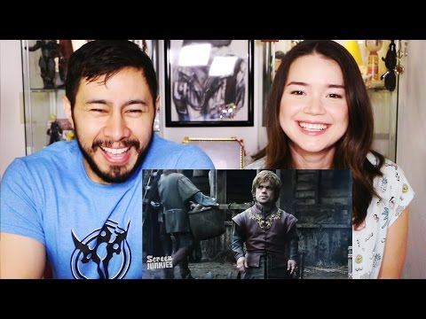 Honest Trailers - Game of Thrones Vol. 1 Reaction by Jaby & Achara!