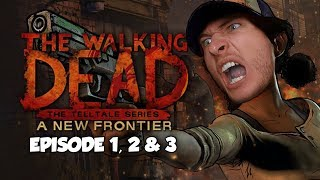 EPISODE 1,2,3 | The Walking Dead: A New Frontier