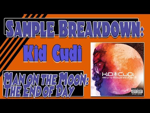 Sample Breakdown: Man on the Moon: The End of Day