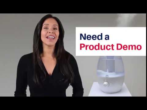 Product Demo - Air Purifier- Promo Video