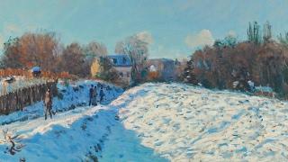 Magicians of Light: Bruce Munro on Sisley, Pissarro and Gauguin