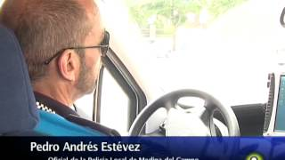 Reportaje - Radar de la Policía Local de Medina del Campo