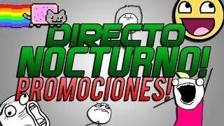 PROMO DE CANALES EN DIRECTO(DIRECTO NOCTURNO)Y SUB X SUB