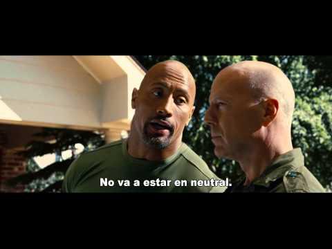 G.I JOE: EL CONTRAATAQUE - Bruce Willis es Joe Colton