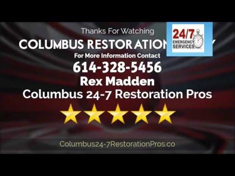 Columbus OH Fire and Smoke Damage Restoration Service