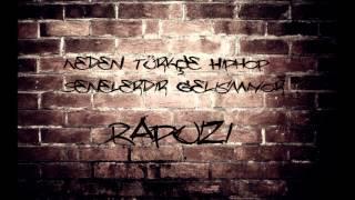 Rapuzi - Neden Türkçe Hiphop Gelişmiyor ? ( Official Audio ) 2014
