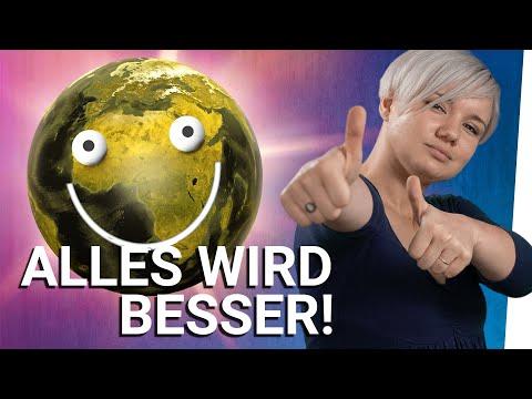 Warum Die Welt Besser Ist Als Wir Denken! Hört Auf Zu Jammern! | Franziska Schreiber