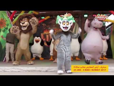 Madagascar Show - Wonder Village 2017