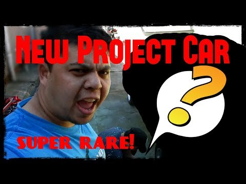 Project Car Reveal & How to change CV joints
