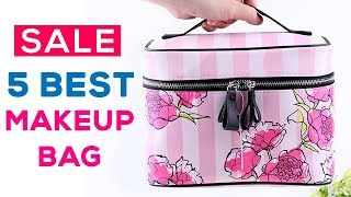5 Best Travel Makeup Bag Available Very Cheapest Price
