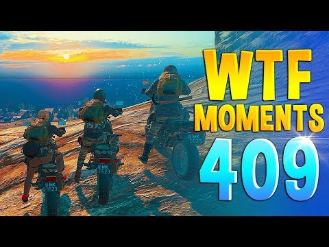 PUBG Daily Funny WTF Moments Highlights Ep 409