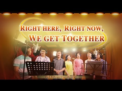 "New Life in the Kingdom - ""Right Here, Right Now, We Get Together"" (Official Music Video)"