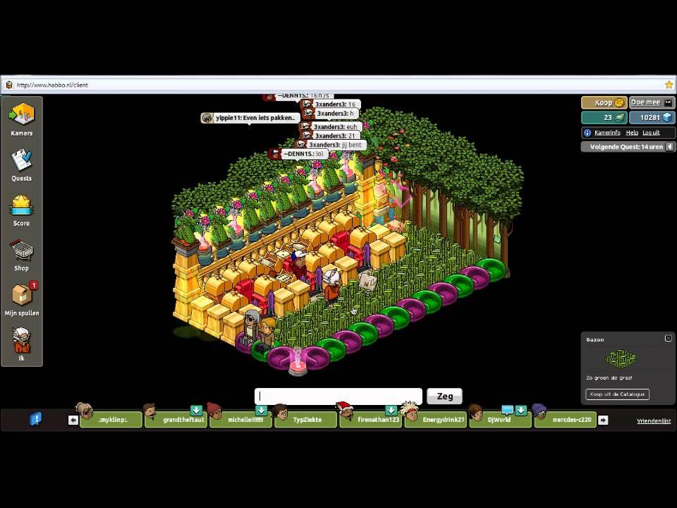 Habbo casino scams travail de nuit dans un casino