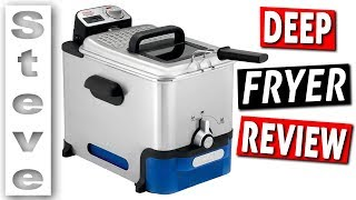 TEFAL SELF CLEANING DEEP FAT FRYER - Unboxing and first look.