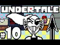 UNDERTALE Blind Gameplay Playthrough PART 10 - Undyne Date Fight, Fiery Home Cooking Lesson Besties