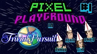 Trivial Pursuit (PS3) - Part 1: Flamey Potter - Pixel Playground