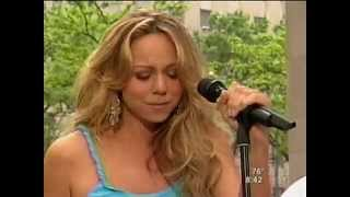 Mariah Carey - Bringin' On The Heartbreak [Live At Today Show]