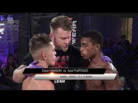 IMPACT FIGHT UK 13: Axel Furtado vs Dylan Mason