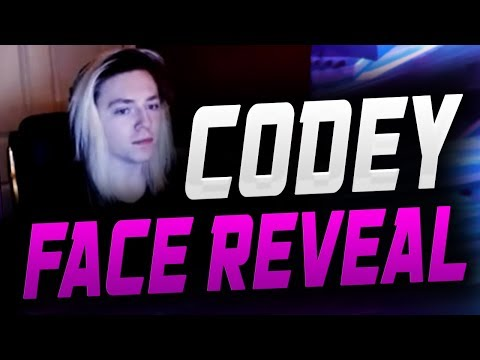 CODEY FACE REVEAL! Sombra! [ OVERWATCH SEASON 14 TOP 500 ]