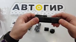 Видеообзор комбоустройства SHO-ME COMBO SLIM Signature от Avtogear.ru