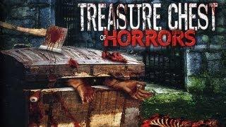 Treasure Chest of Horrors starring Lloyd Kaufman: Ghastly Horror, Gore and Sadistic Rituals