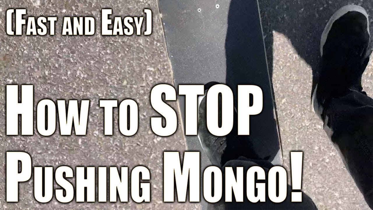 How To Stop Pushing Mongo Fast And Easy Youtube