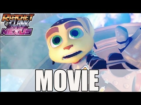 Ratchet and Clank Into The Nexus - All Cutscenes (Game Movie)