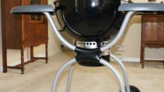 Weber One Touch Platinum Kettle Grill