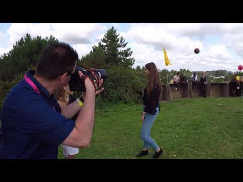 Latin Village Festival 2017 @ Spaarnwoude (Behind the Scenes of the photographer) - 20/08/2017