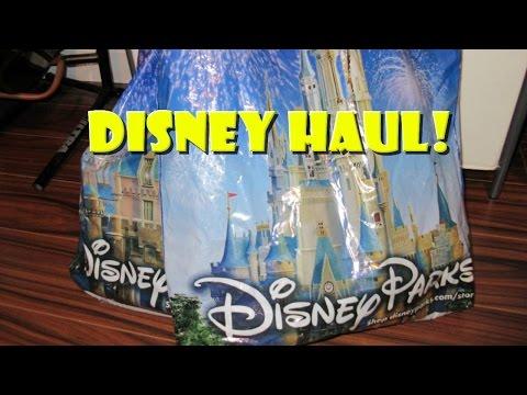 Disney Haul! May 2015 Walt Disney World Vacation + Bloopers
