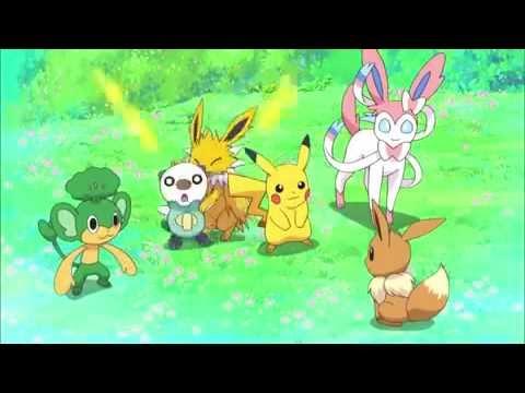 Pokemon: Pikachu Eevee and Friends