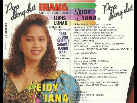 Lupis Lunak - Heidy Diana
