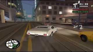 GTA San Andreas Misión 58: Toreno´s Last Flight