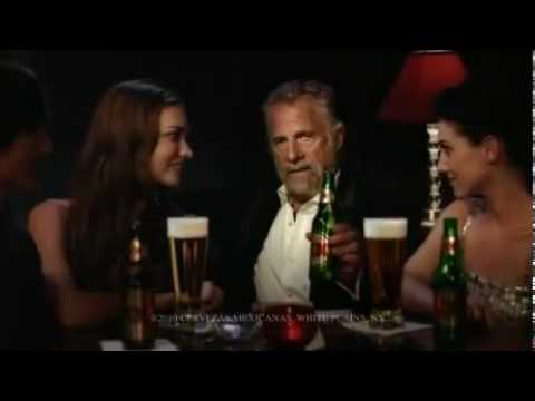 dos equis the most interesting man in the world spring 2010 youtube