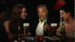Dos Equis: The Most Interesting Man In The World  (Spring 2010)