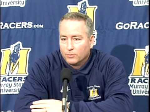 Billy Kennedy, Murray State (Head Coach of 2009-10 OVC Co-Favorites)