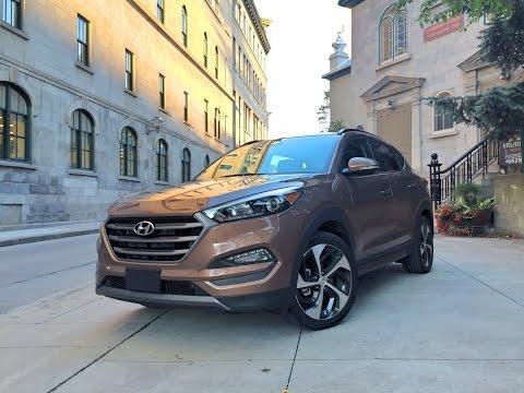 Hyundai Tucson 2017 / 2016 - Essai complet, 0-100km/h, intérieur, extérieur et tests!