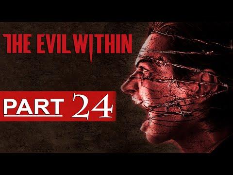The Evil Within Walkthrough Part 24 [1080p...