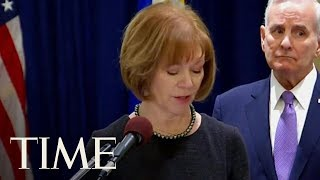 Minnesota Lieutenant Gov. Tina Smith Will Replace Senator Al Franken After His Resignation | TIME